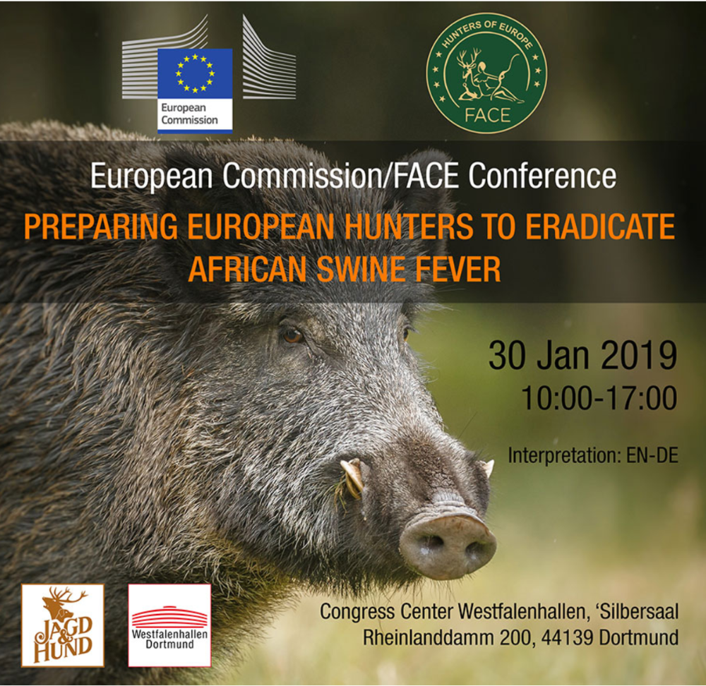 European hunters can organise to help government